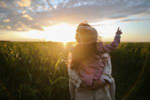 Als Mama erschöpft – darf ich das meinem Kind sagen?