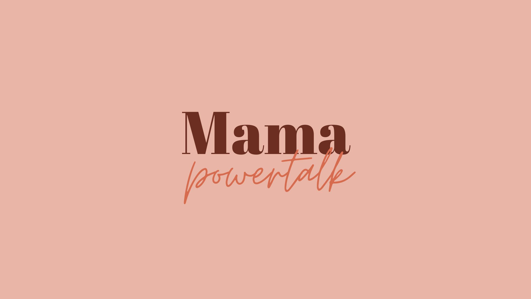 Powertalk: Du schaffst das, Mama! Ermutigung für dein Mamaleben und einen kraftvollen Tag