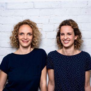 Über das Finden und Bleiben des eigenen Ichs im Mamaleben: Lisa und Katharina von Stadt Land Mama